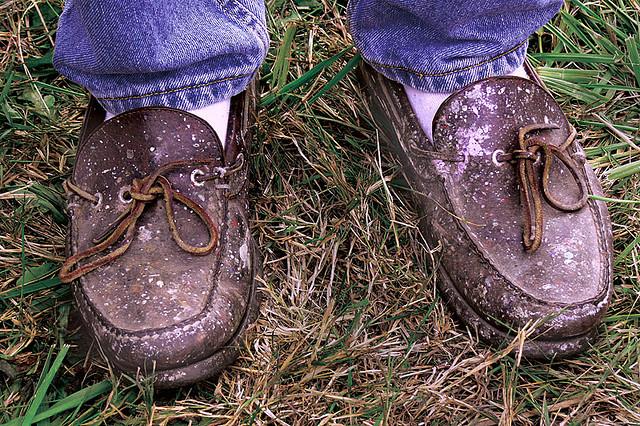 Chłopskie buty