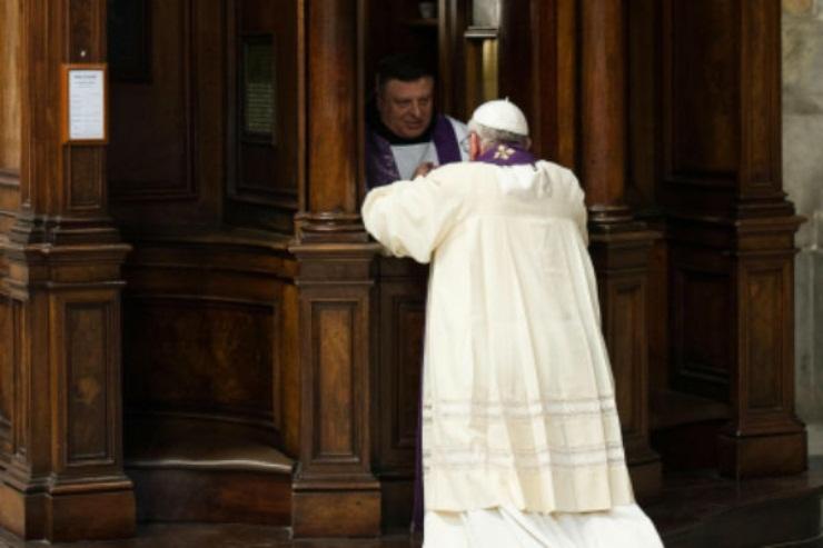 Co dawał papieżowi za pokutę