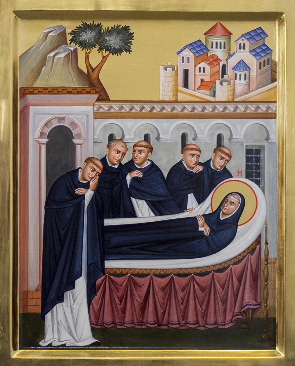 O drogocennej śmierci męża Bożego Jacka